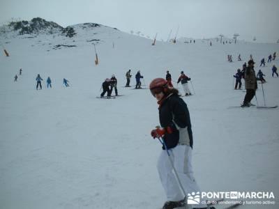 squí Baqueira - Aprende a esquiar; puente de semana santa; viajes marzo